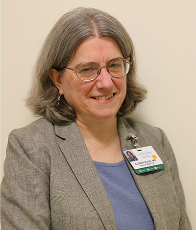 Alison Guile, MD, Regional Physician Leader